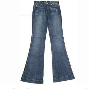 7 For All Mankind The Slim Trouser Jean 7FAM